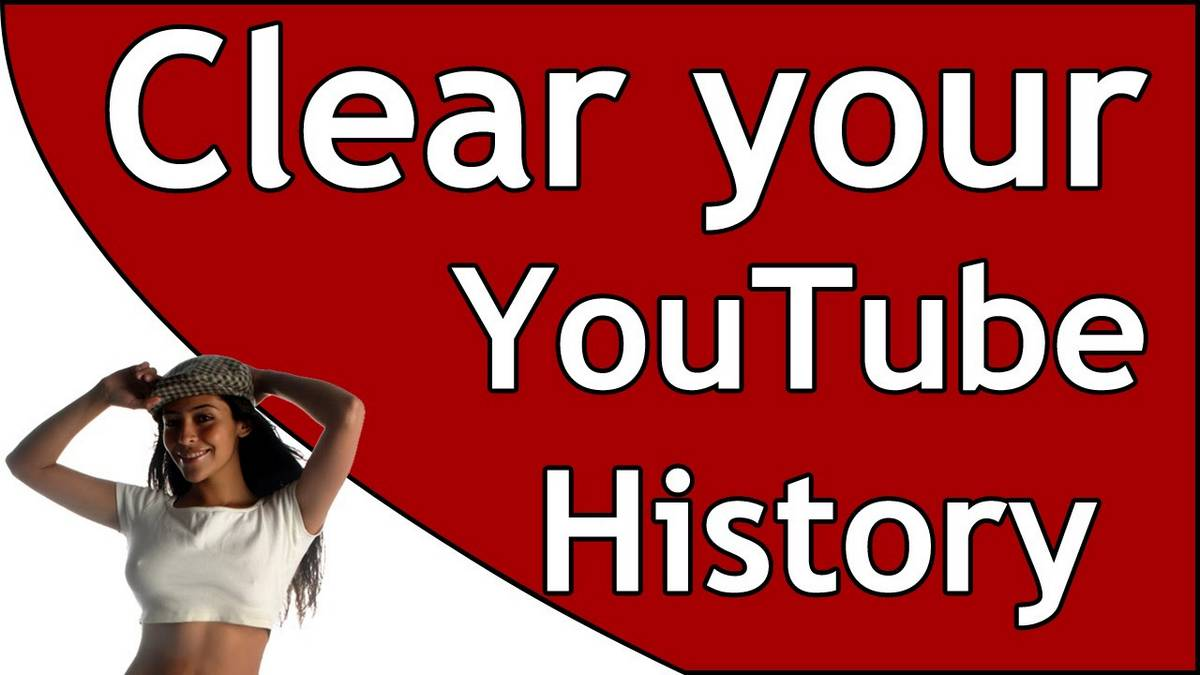 How to clear entire YouTube History from App/Browsers