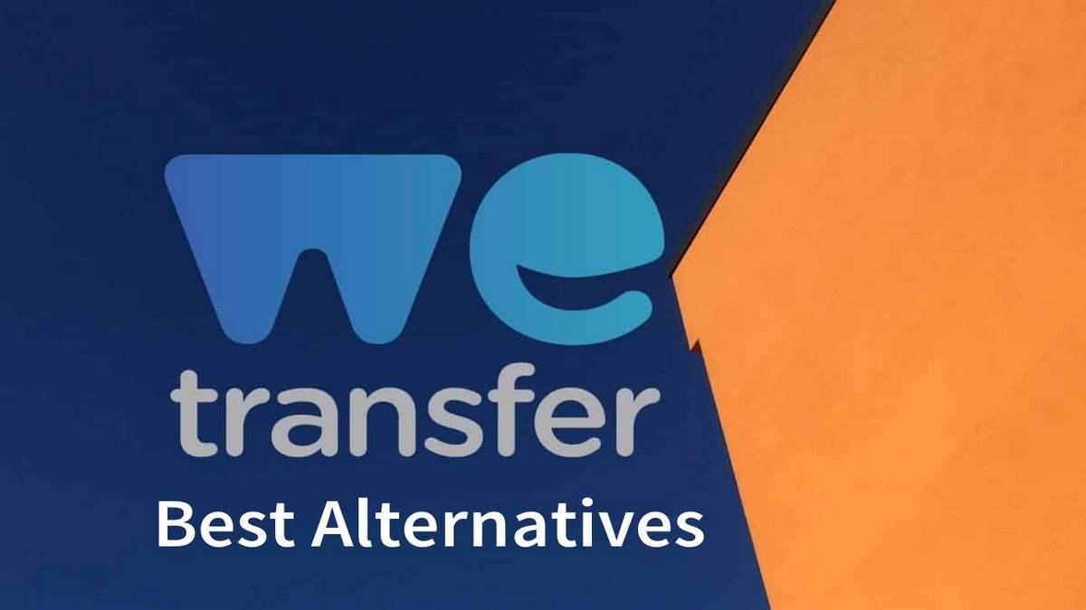 Best WeTransfer Alternatives