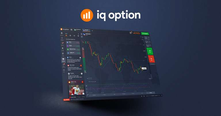 IQ Option platform allows you to buy and sell digital currencies