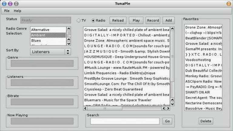TUNAPIE For Linux