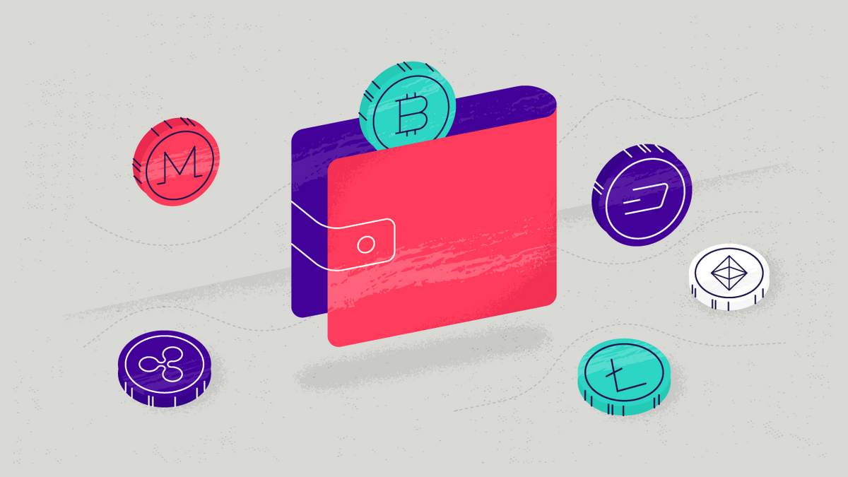 Types of wallet for cryptocurrencies