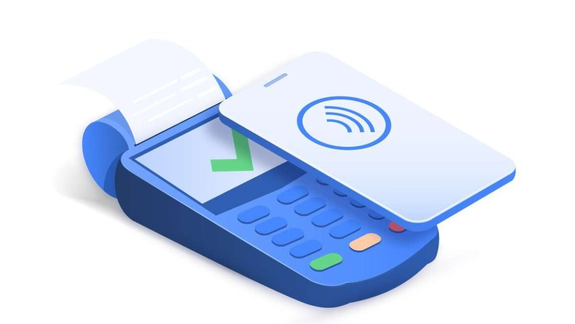 How does an NFC chip or reader work?