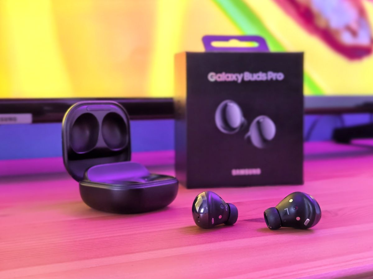 My experience with the Samsung Galaxy Buds Pro after a week of use