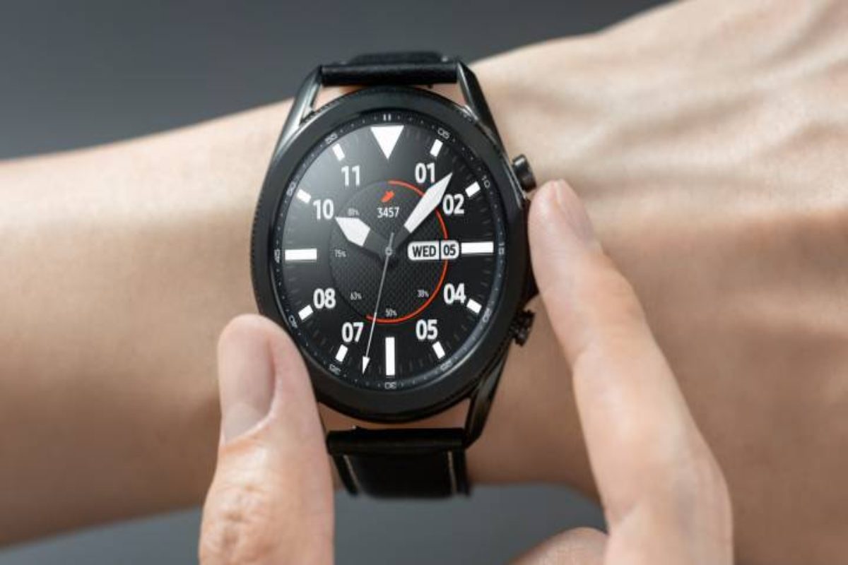 Galaxy Watch3 owners in Europe can now access 2021 blood pressure and ECG data