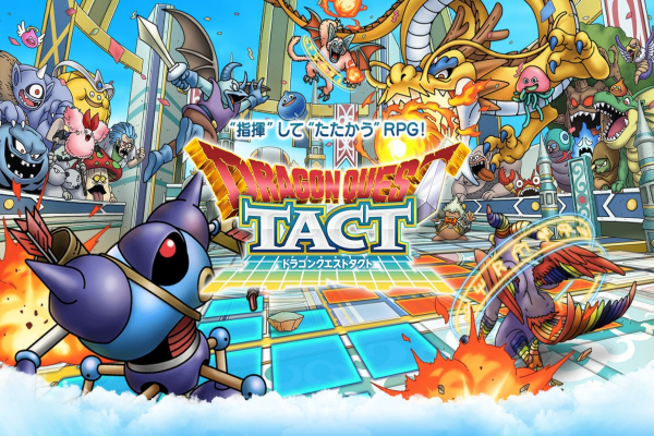 Dragon Quest Tact is now available for Android phones 2021