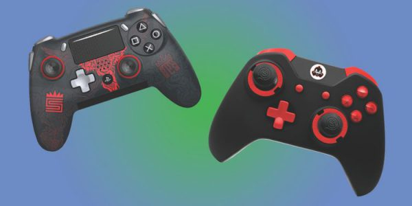 What is a SCUF controller?  2021