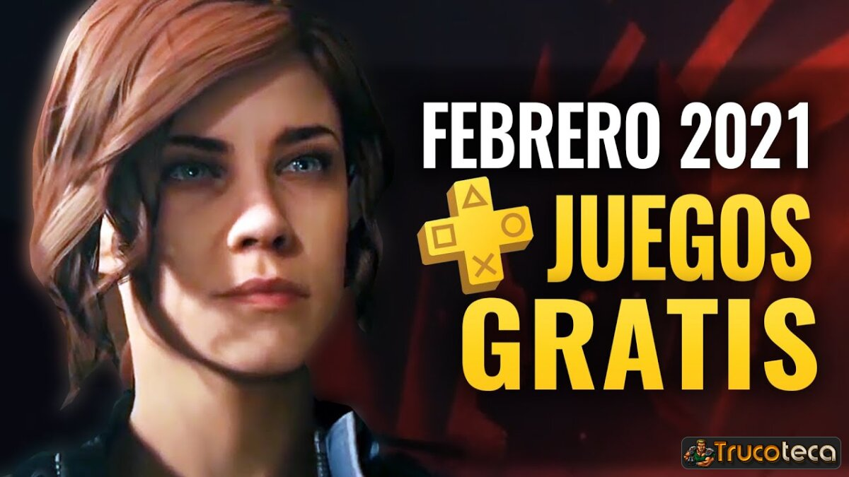 February 2021 free games on PS Plus