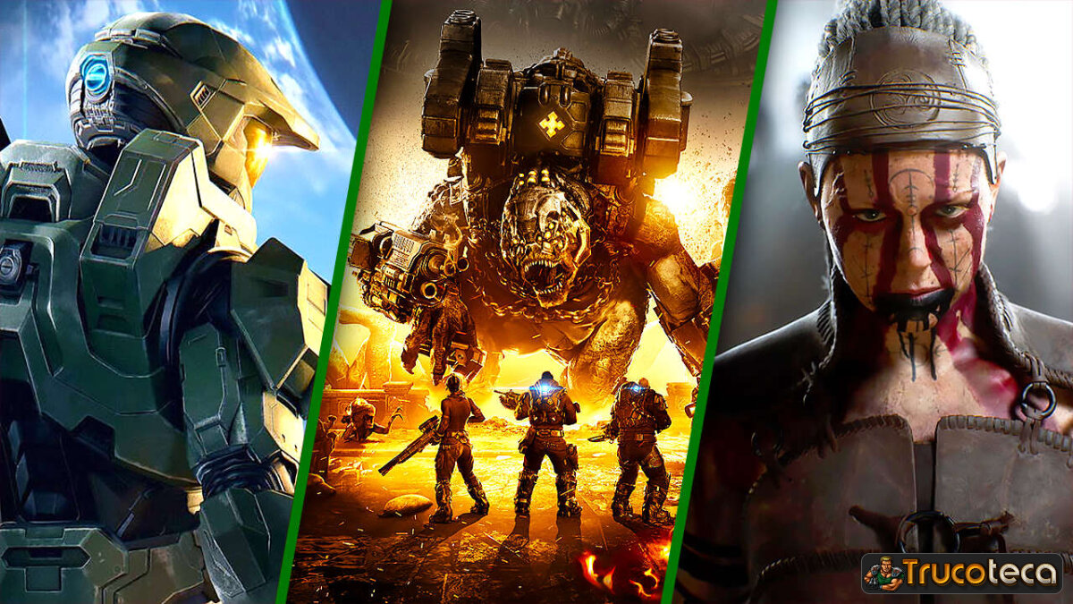 30 exclusive games to come out on Xbox Series X / S and One in 2021