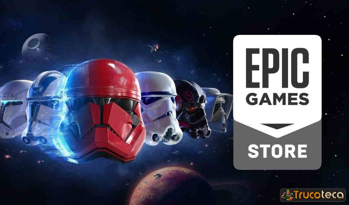 Star Wars: Battlefront 2 free on the Epic Games Store