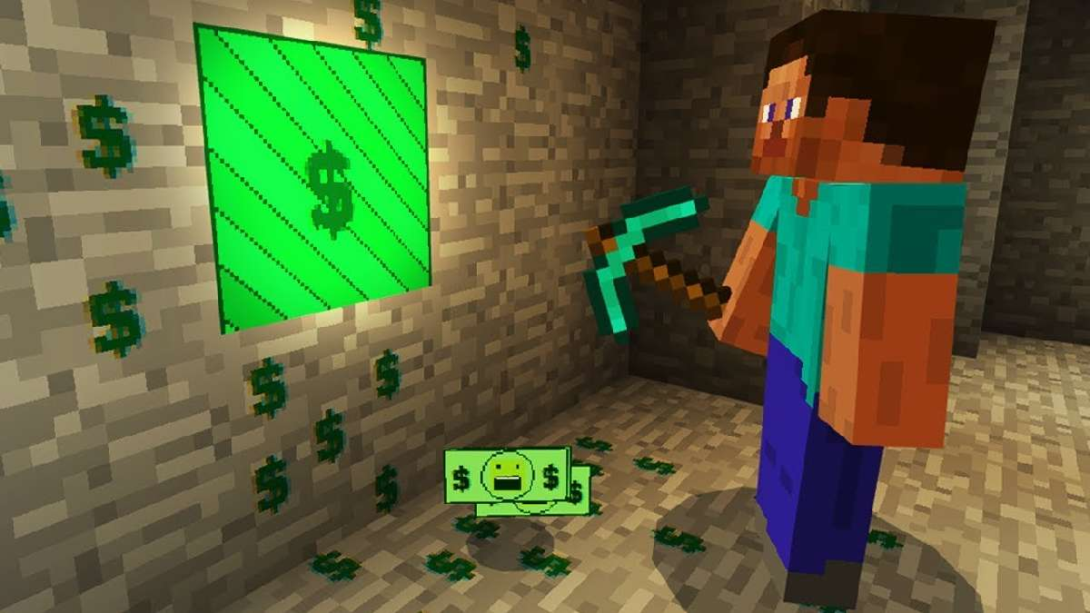 Is it possible to earn money playing Minecraft?