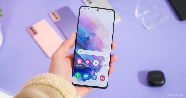 Revisión del Galaxy S21 Ultra: el último gama alta de Samsung. Aplicaciones Android