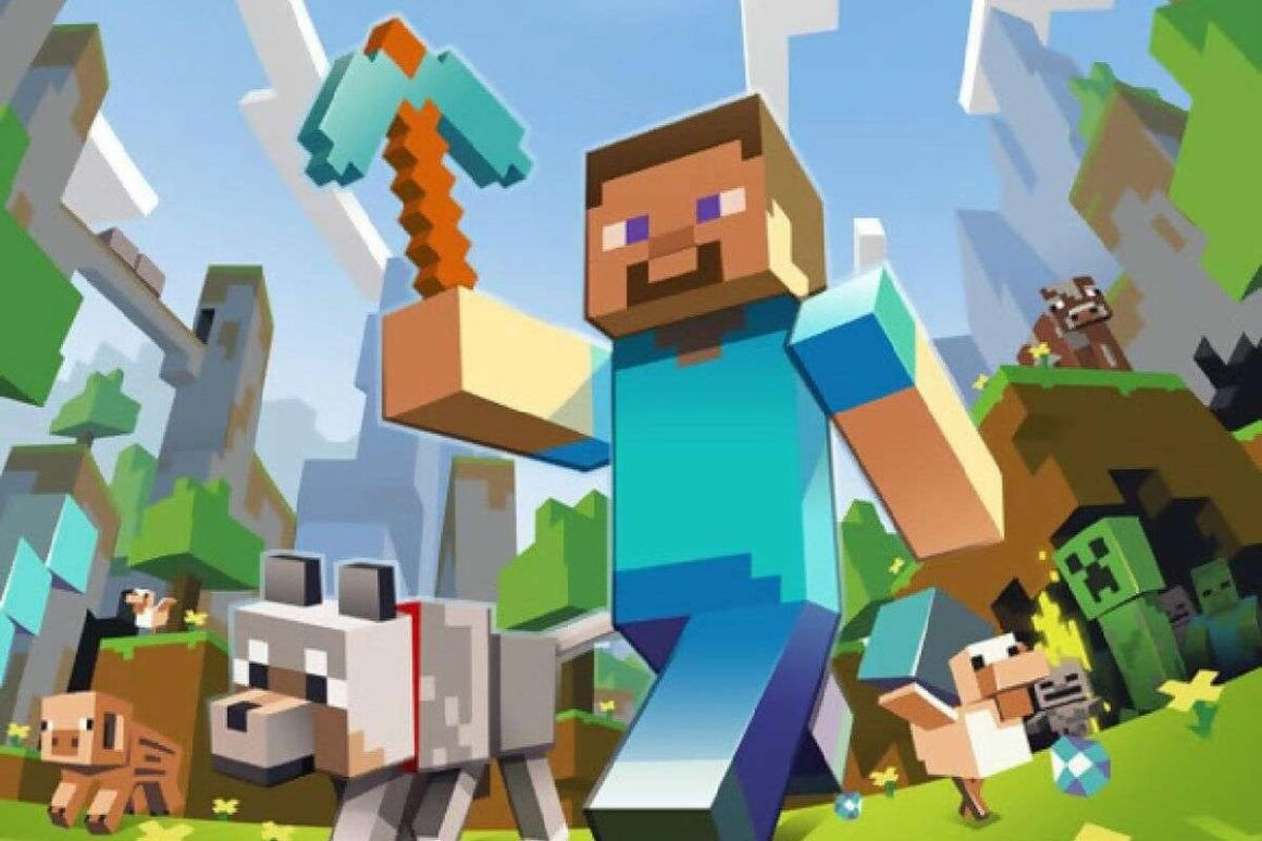 How to earn real money playing Minecraft