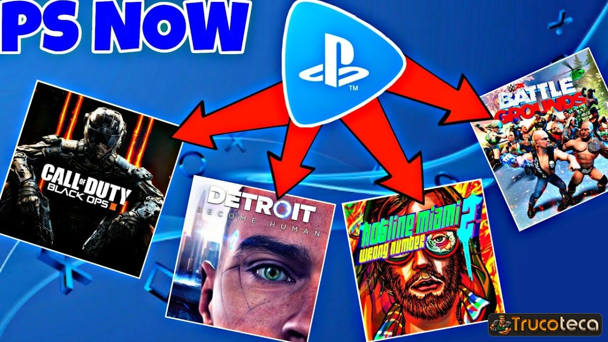 New games added to the PlayStation Now catalog