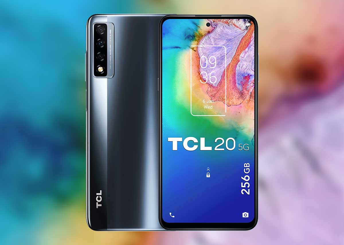 This TCL mobile has 5G and costs less than 270 euros