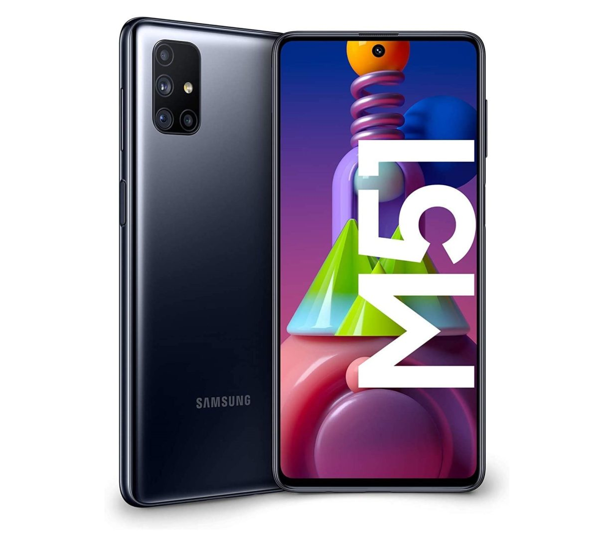 ✔ Opinions of the Samsung Galaxy M51, is it worth it?  [2021]