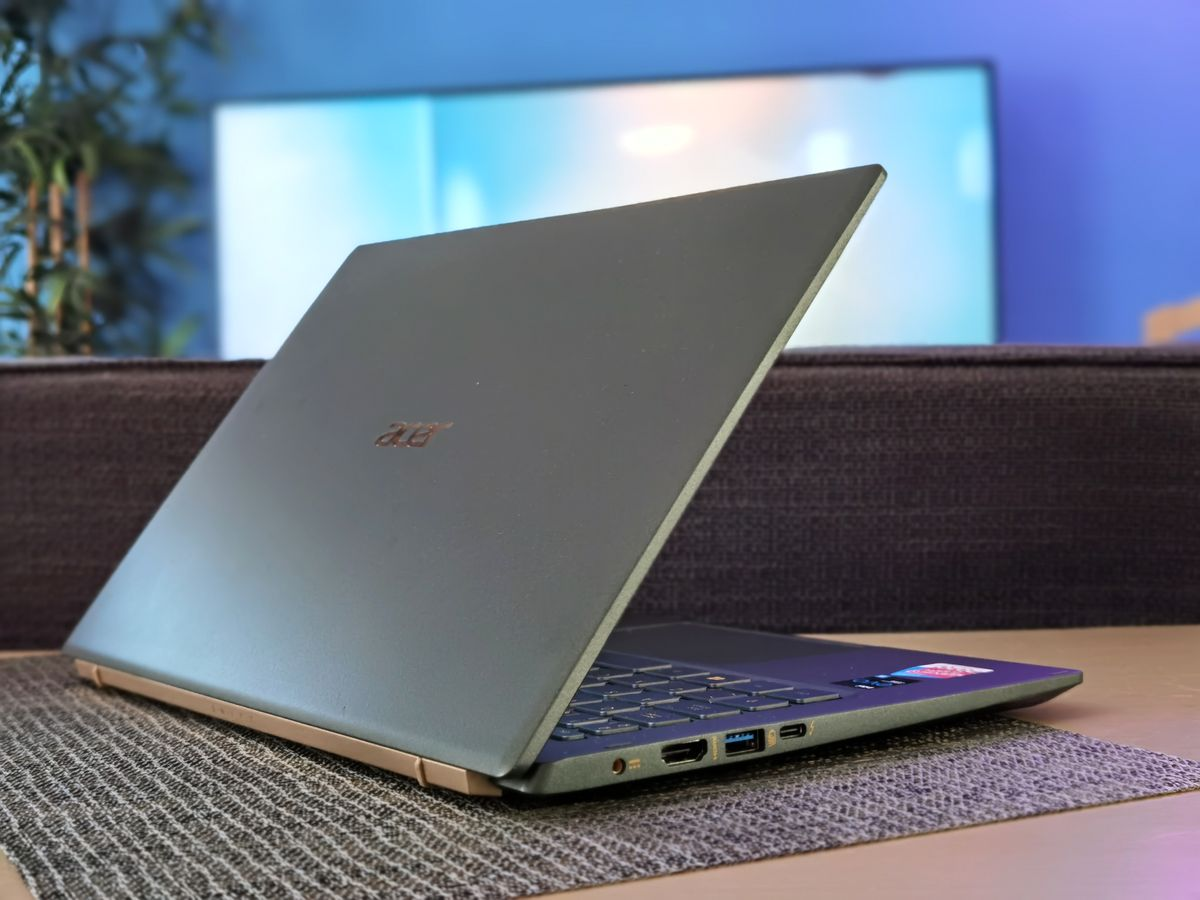 My experience with the Acer Swift 5 laptop after more than a week of use