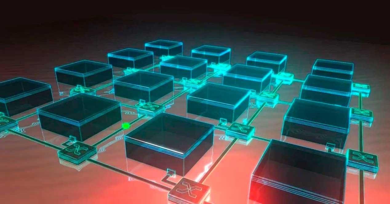 Network on a chip