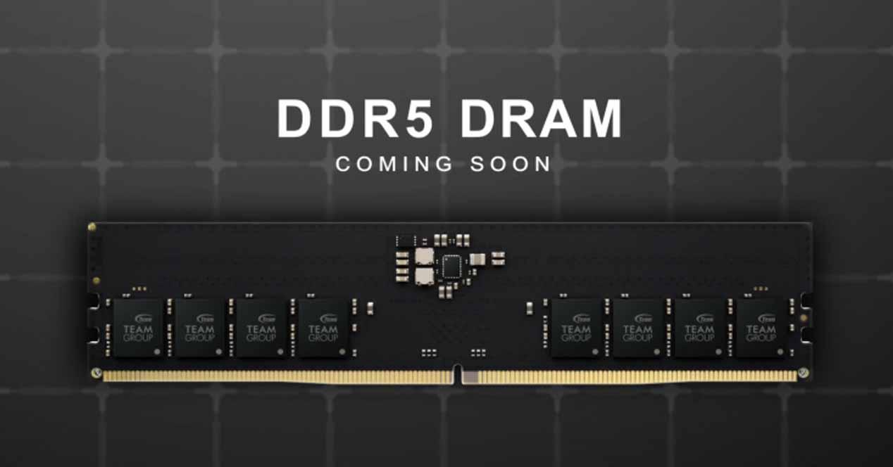 TeamGroup DDR5