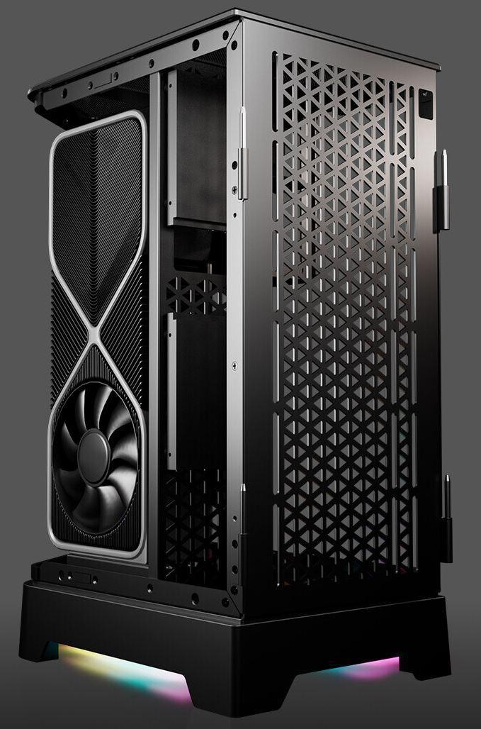 G Skill Z5i Mini ITX open