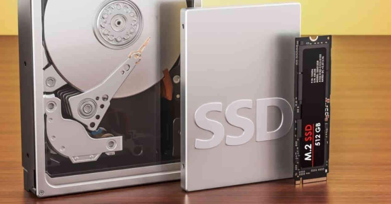 HDD SSD M.2