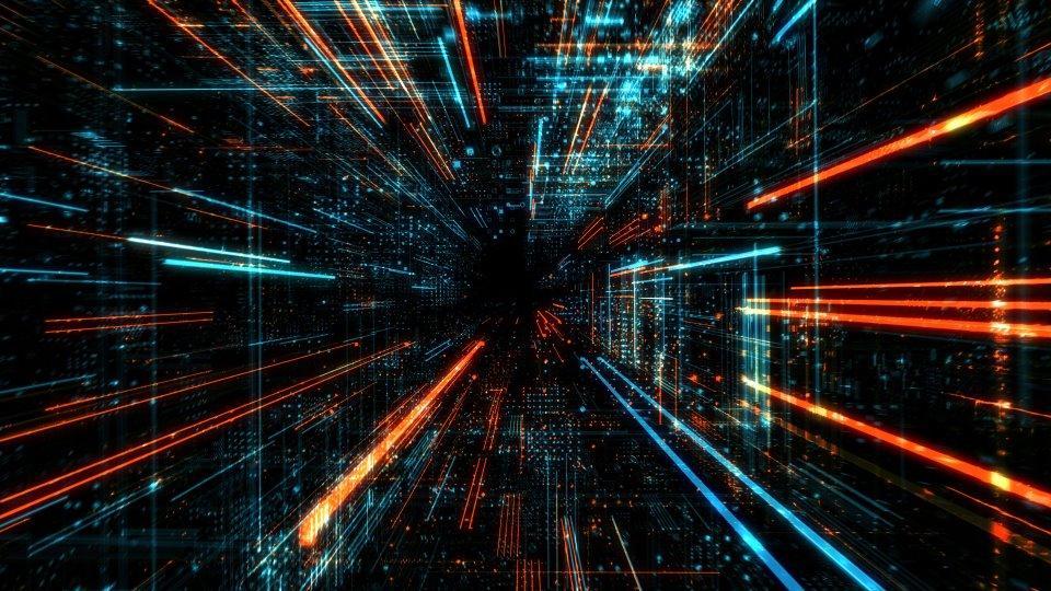 Data speed