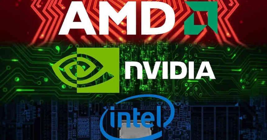 AMD vs Intel vs NVIDIA