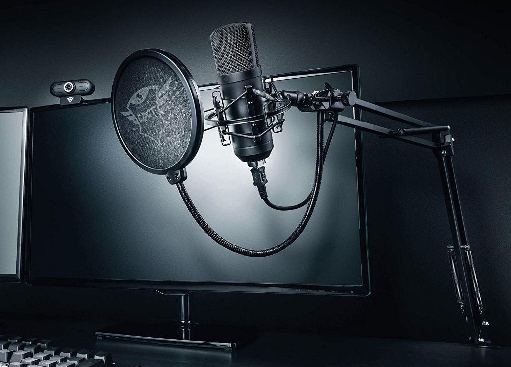 Microphones Trust Gaming GXT 252 Emita Plus