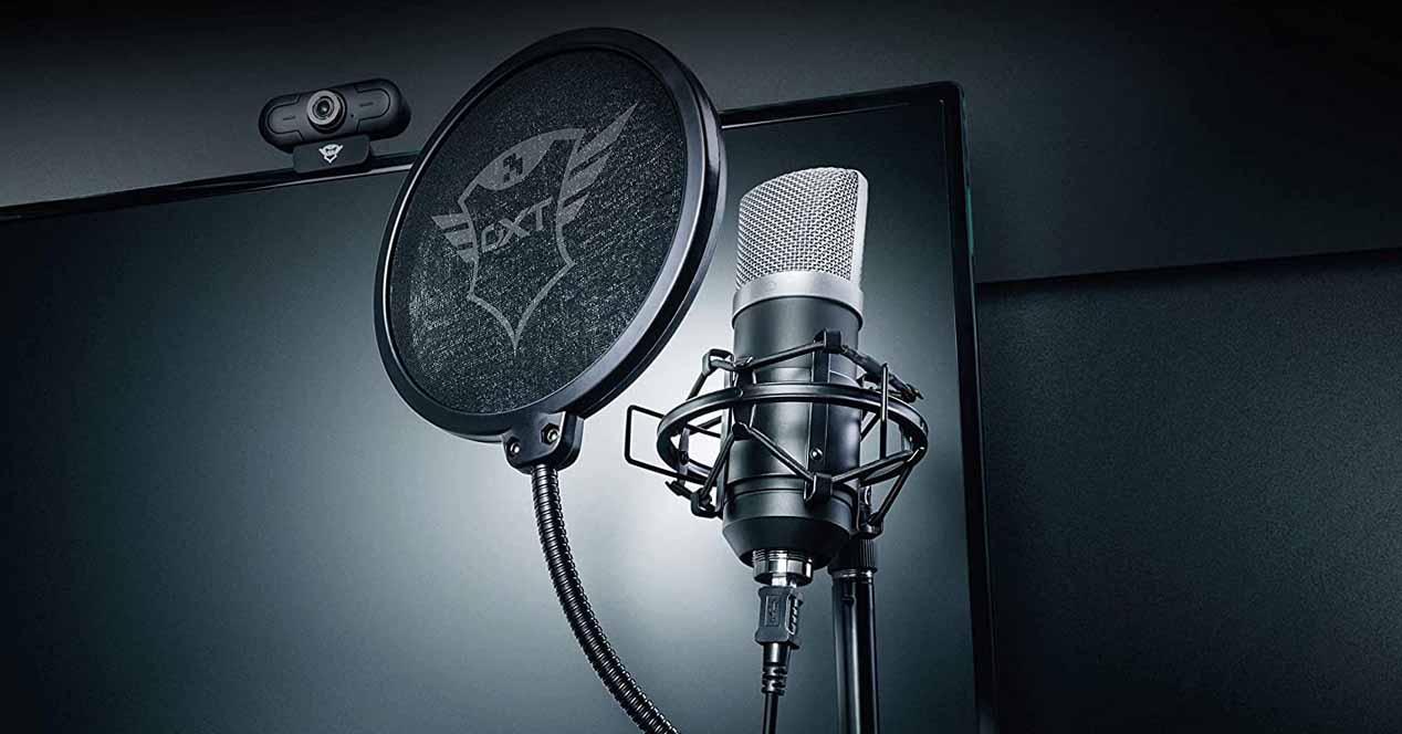 Trust Microphones