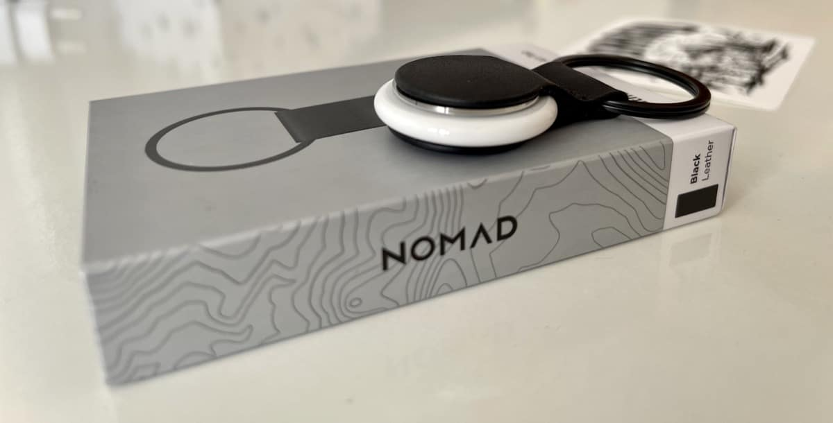 Fitted Leather Loop Nomad