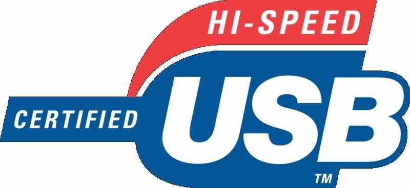 USB Hi-Speed Logo