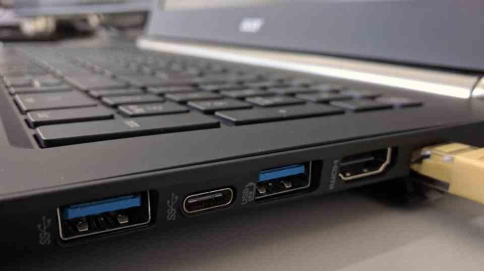 Portable USB Ports