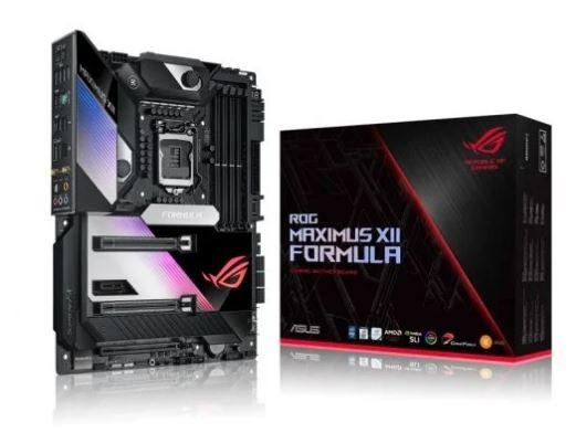 Asus ROG Maximux XII Formula motherboard