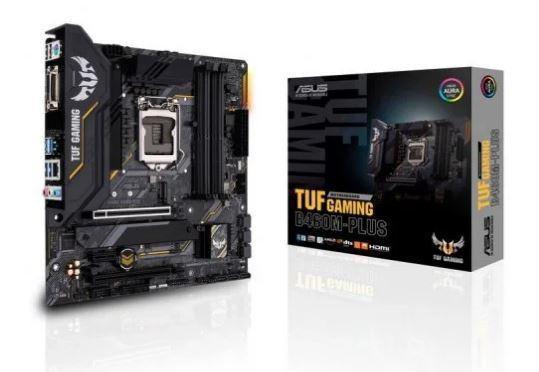 Asus TUF Gaming B460M-Plus Board
