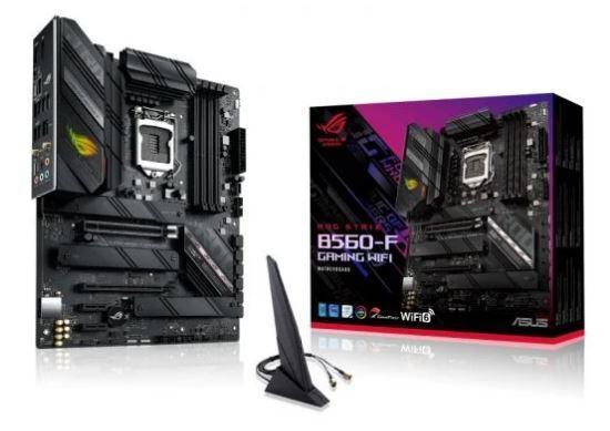Asus ROG STRIX B560-F Gaming Wifi motherboard