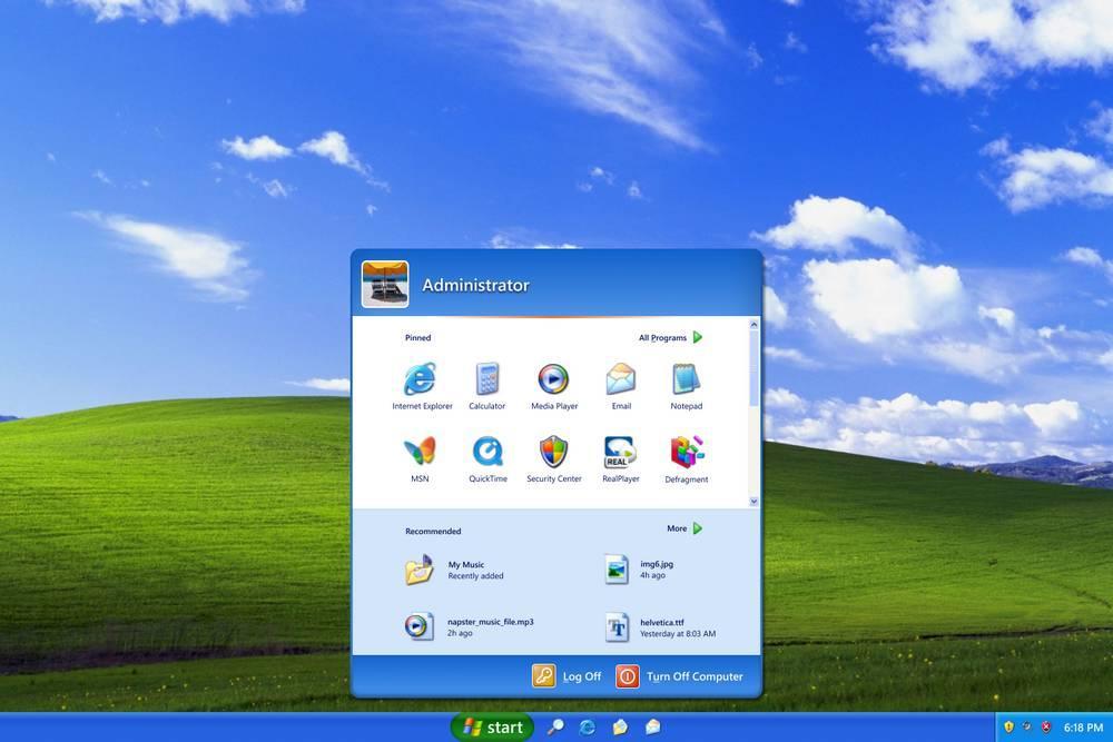 Windows 11 XP