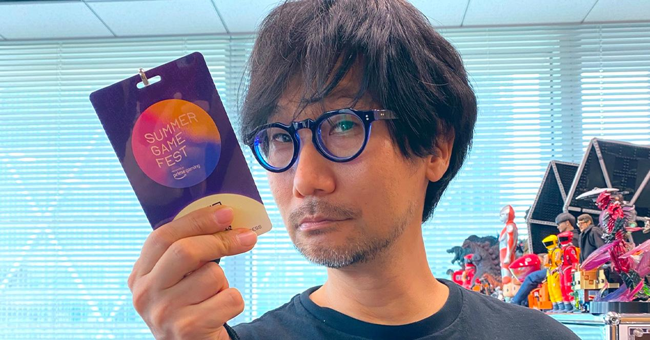 Kojima Summer Game Fest