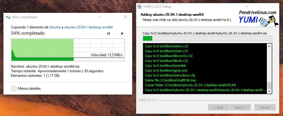 YUMI - Create USB multiboot 4