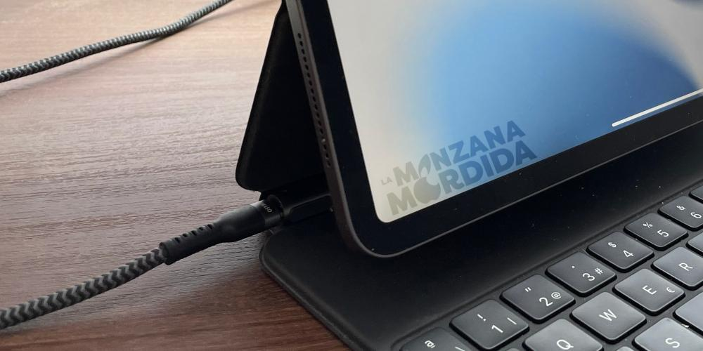 charge ipad magic keyboard