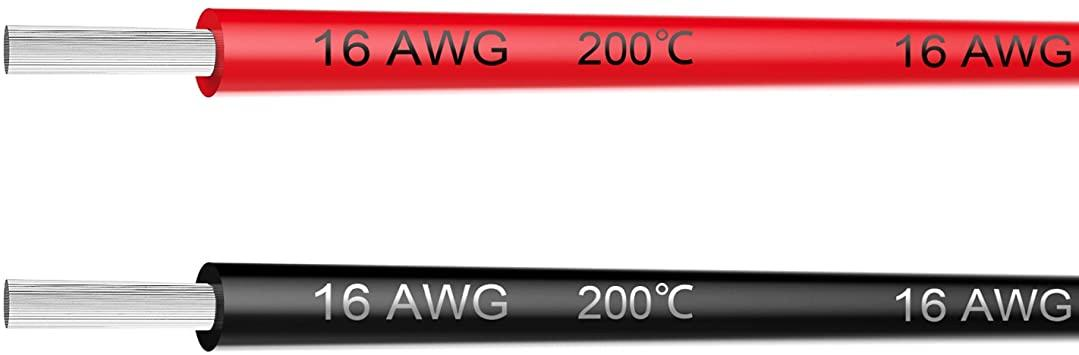 16 AWG source cable