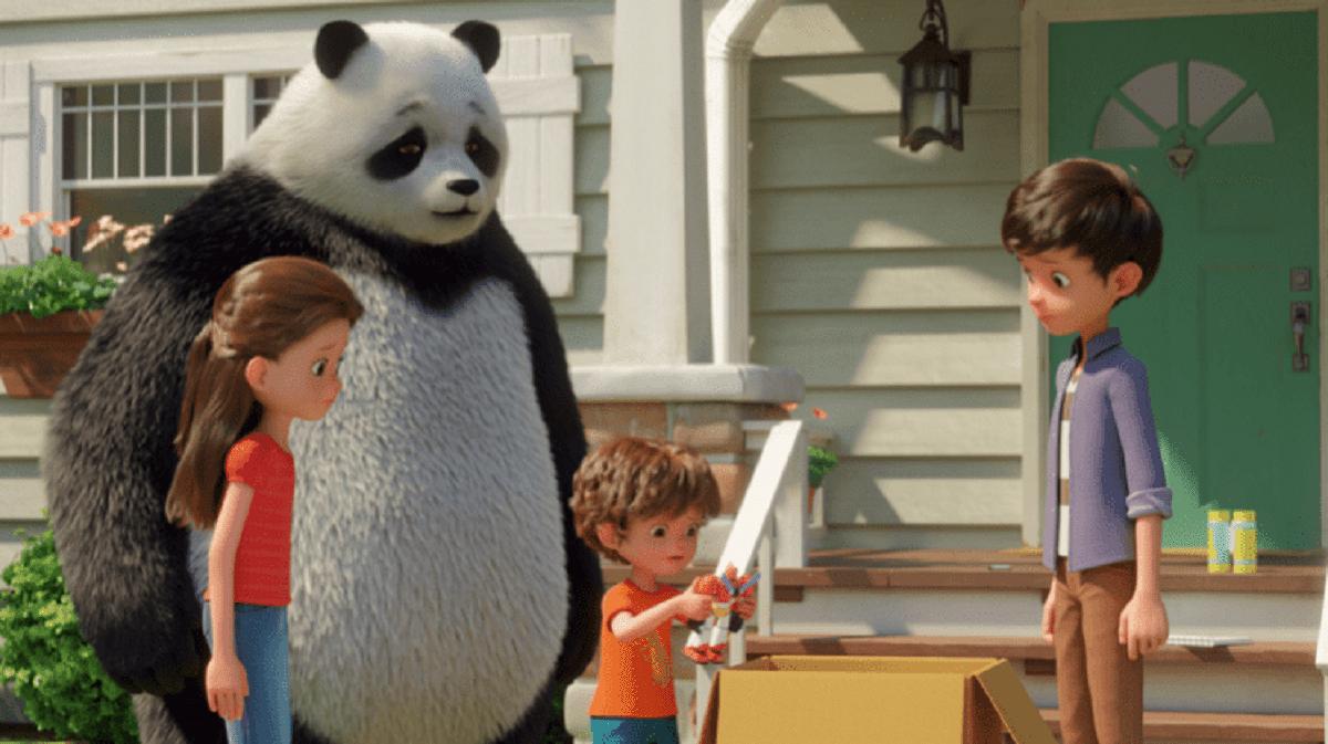 Apple TV + Stillwater children's series