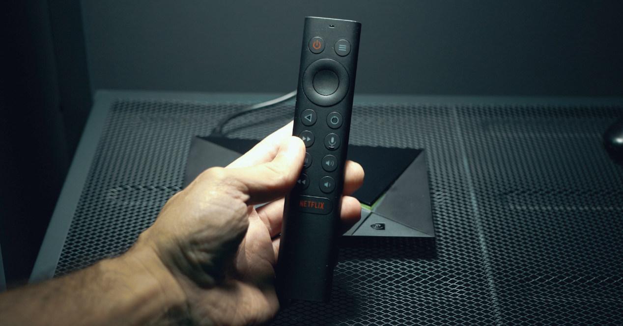 NVIDIA Shield TV remote