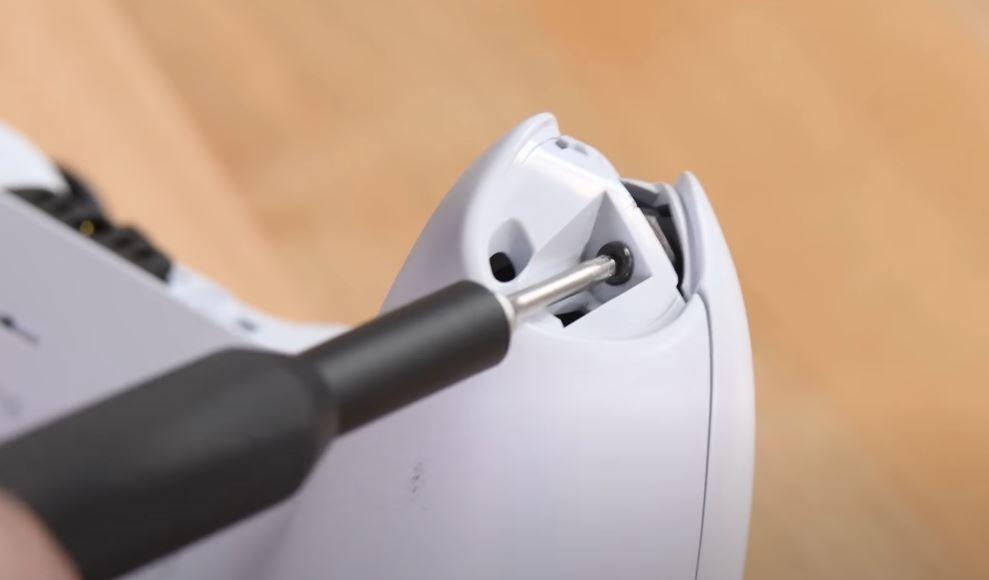 PS5 controller screw