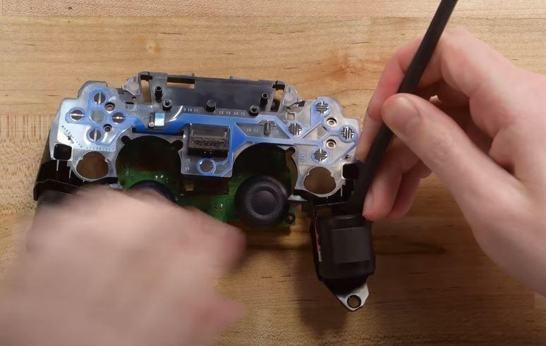 Change vibrators PS5 controller