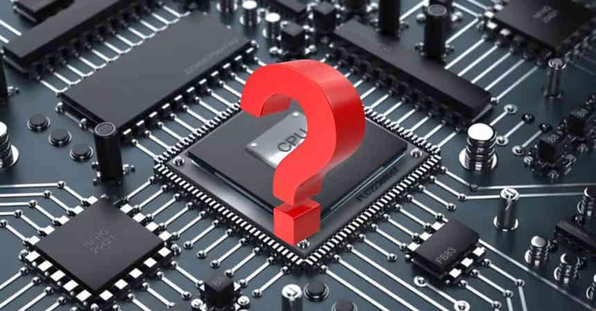 CPU?  Question mark
