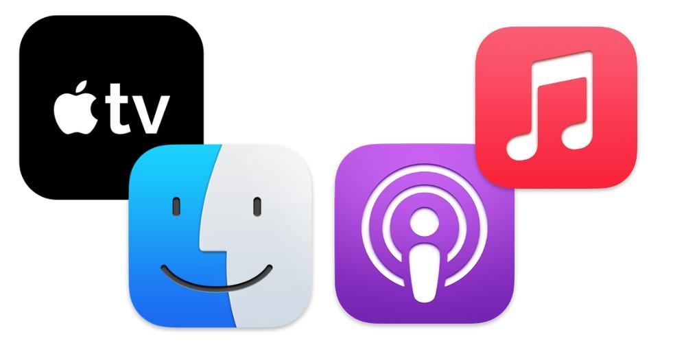 apps itunes mac