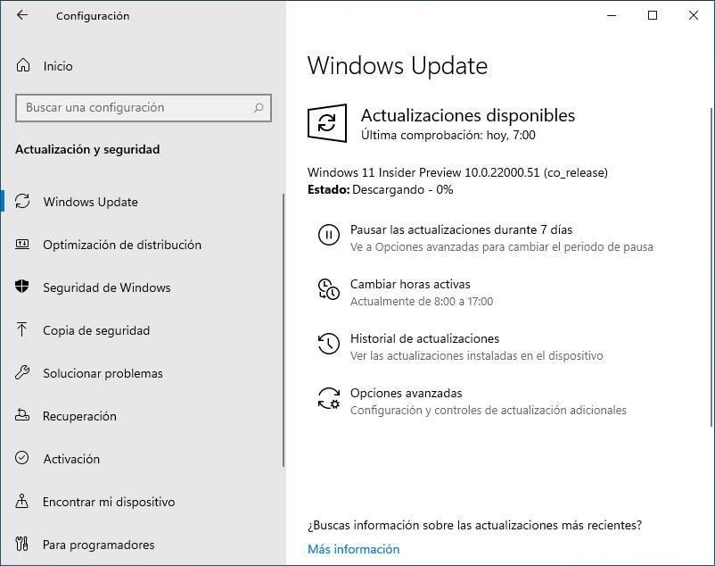 Build 2200.51 Windows 11 Insider