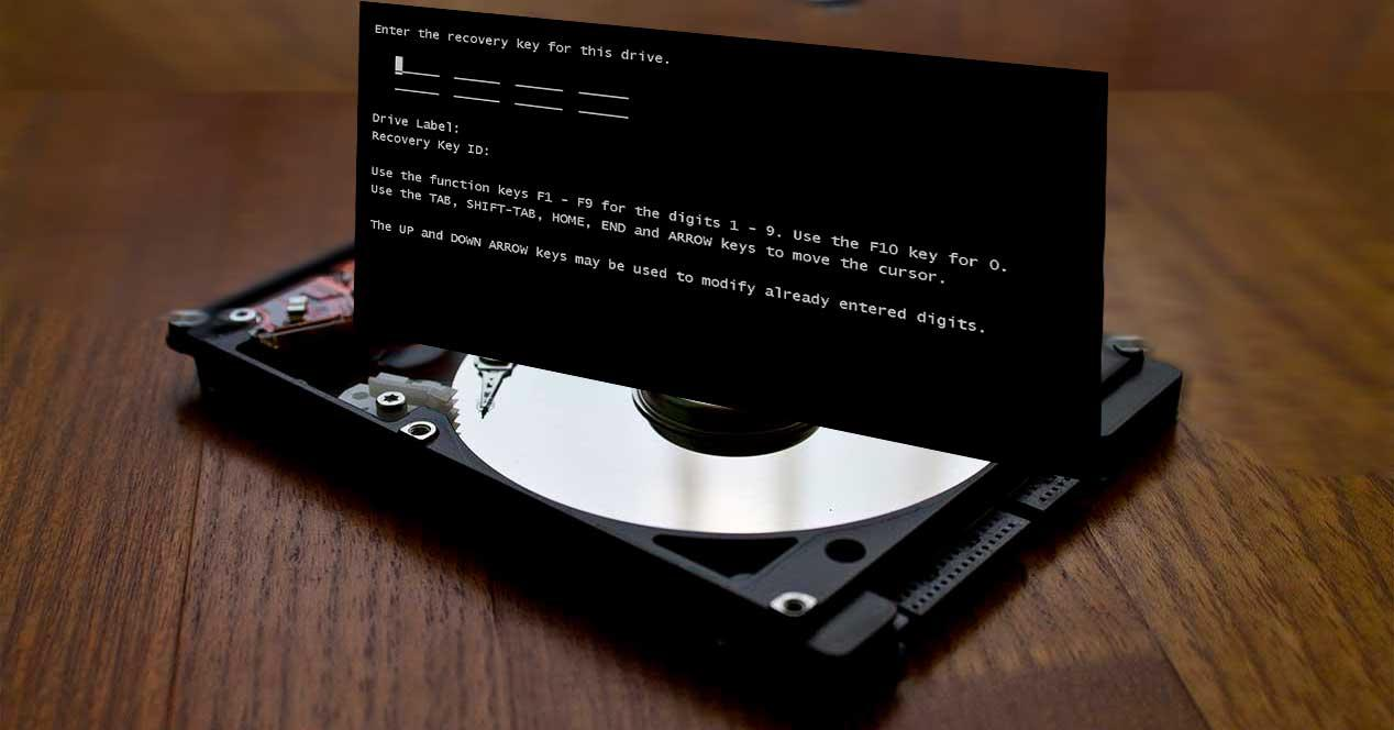 full disk encryption