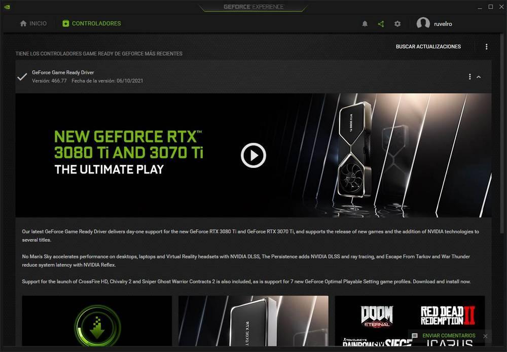 NVIDIA GeForce Experience - 2