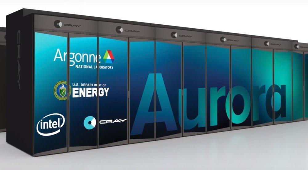 Super Computer Aurora
