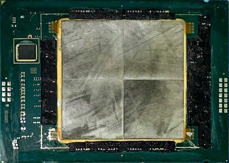 Intel Sapphire Rapids Die